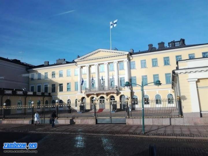 """edukacja, Delegacja """"Czwórki"""" wizytą Finlandii - zdjęcie, fotografia"""