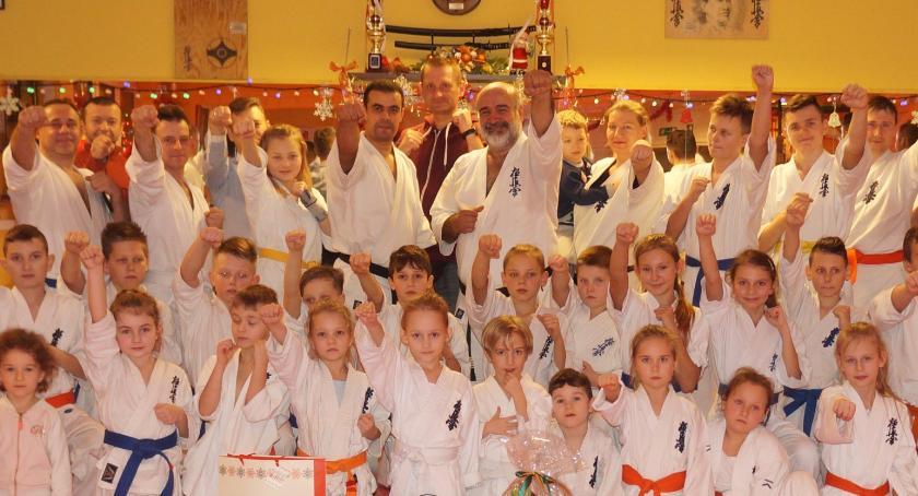 karate i sztuki walki, Shihan Libanu gościem - zdjęcie, fotografia