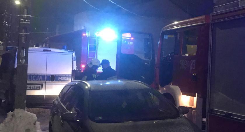 pożary i straż, były spokojne święta - zdjęcie, fotografia