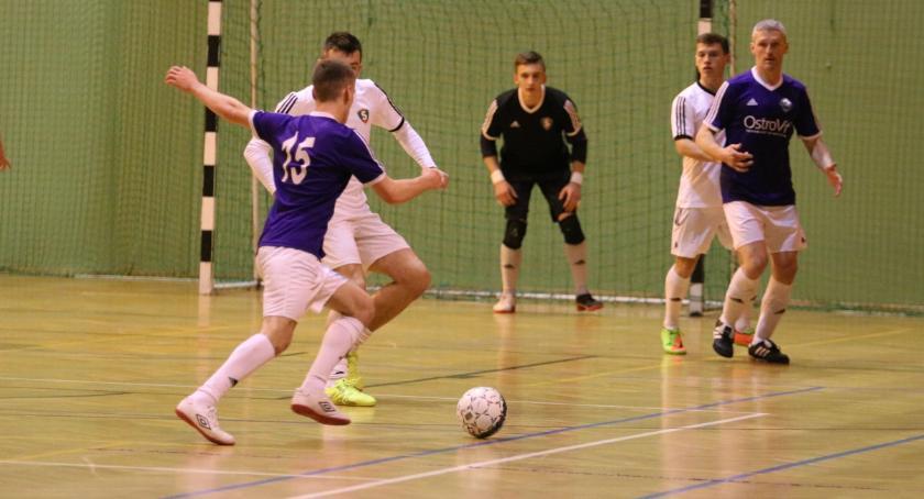piłka nożna futsal, Udany weekend Futsal Zambrów [foto] - zdjęcie, fotografia