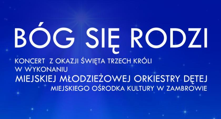 """muzyka koncerty, Zapraszamy koncert """"Bóg rodzi"""" - zdjęcie, fotografia"""