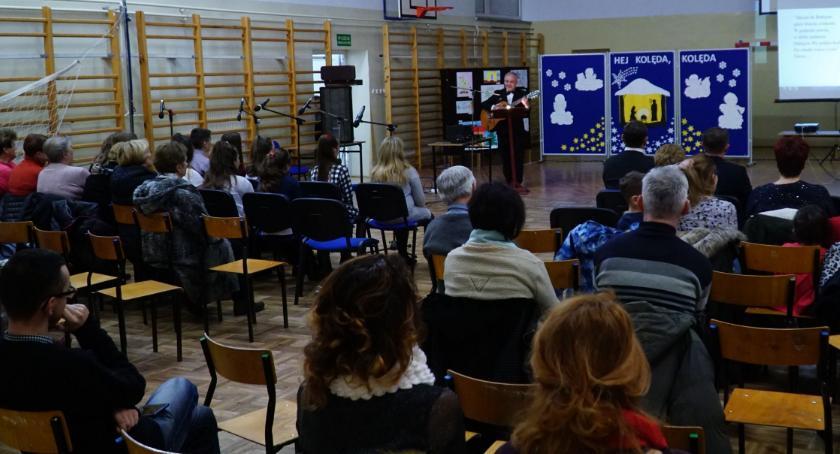 muzyka koncerty, Wieczór kolęd Kołakach [foto] - zdjęcie, fotografia