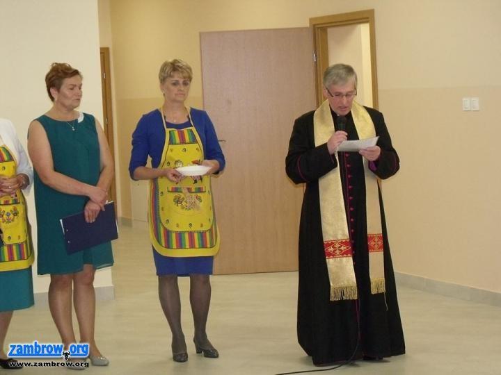 inwestycje, Odnowiona świetlica Ładach Polnych Kosztowała ponad milion złotych - zdjęcie, fotografia