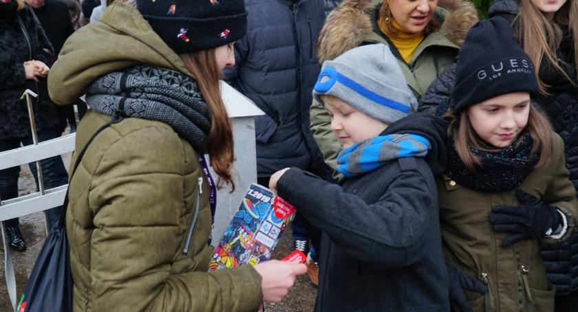 charytatywne wolontariat, Padł rekord! Zambrów zebrał ponad WOŚP! [foto] - zdjęcie, fotografia