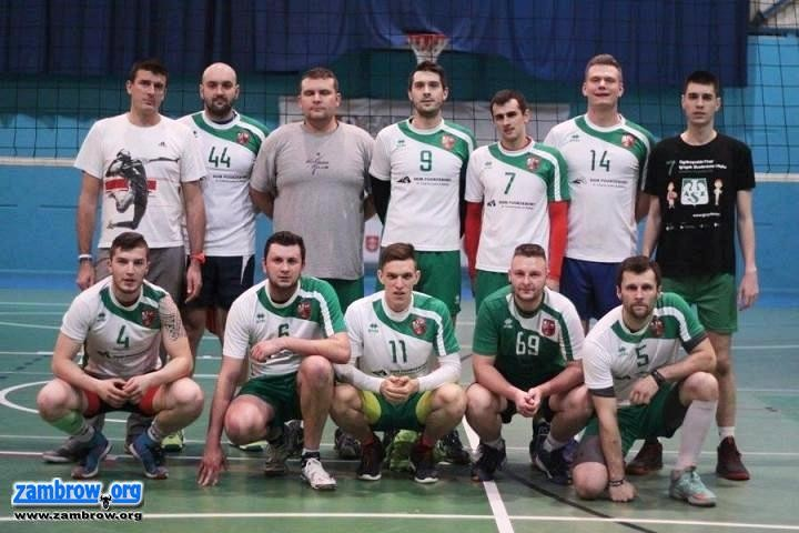 siatkówka piłka ręczna, wystąpi Mistrzostwach Polski Klubów Amatorskich - zdjęcie, fotografia