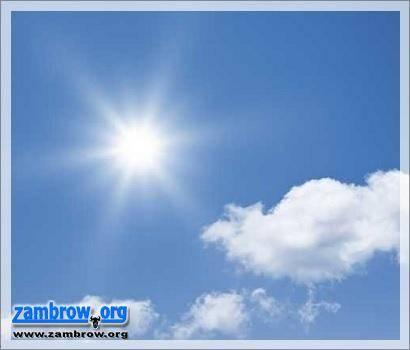 meteo, Będzie jeszcze cieplej! - zdjęcie, fotografia