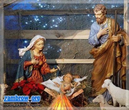 religia, Harmonogram liturgiczny okresie świąt Bożego Narodzenia - zdjęcie, fotografia