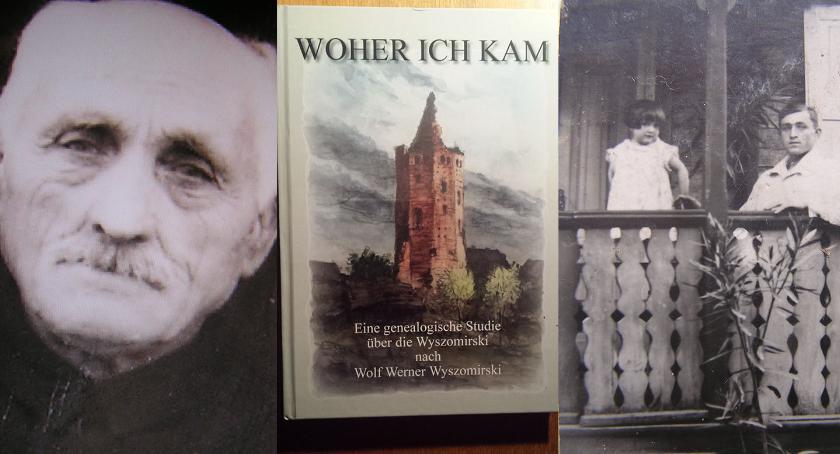 RIH Historia, Tytaniczna praca zaowocowała powstaniem kroniki Wyszomierskich Wyszomierza - zdjęcie, fotografia