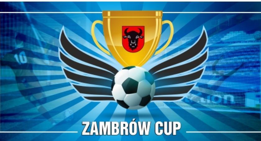 piłka nożna futsal, Zapraszamy kibiców Zambrowski Turniej Drużyn Amatorskich Halowej Piłce Nożnej - zdjęcie, fotografia