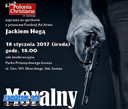 """wydarzenia, Zapraszamy spotkanie klubu """"Polonia Christiana"""" - zdjęcie, fotografia"""