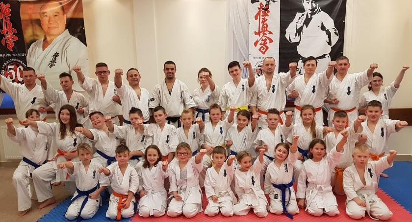 karate i sztuki walki, Ferie sportowo [foto] - zdjęcie, fotografia
