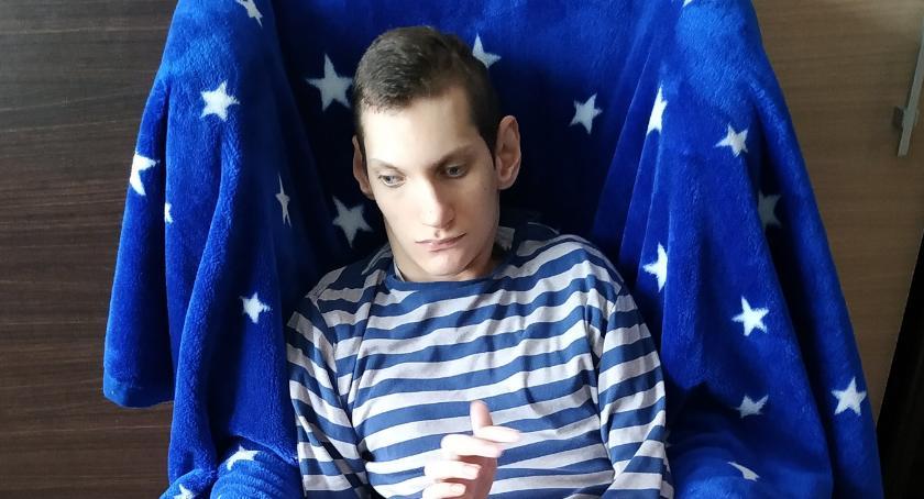 1% podatku, Przekaż swój leczenie rehabilitację letniego Mariusza Brutkowskiego - zdjęcie, fotografia