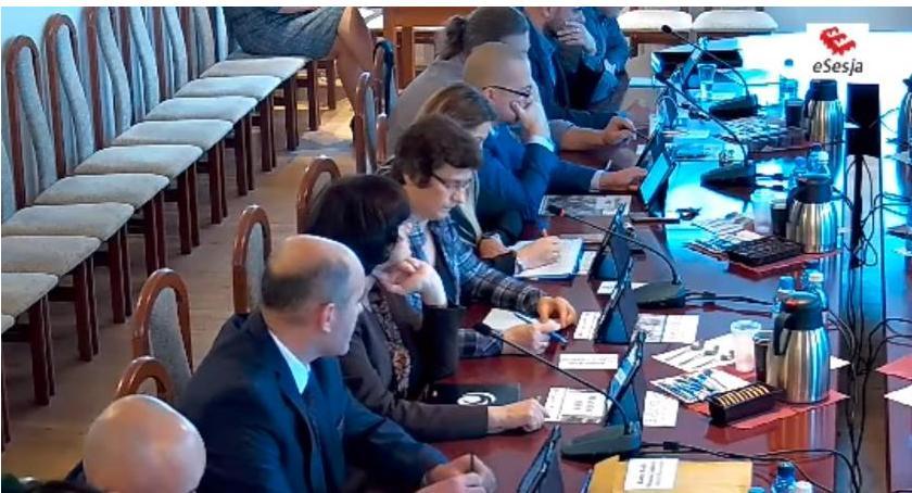 Rada Miasta Zambrów radni, Zobacz sesję Miasta Zambrów ONLINE - zdjęcie, fotografia