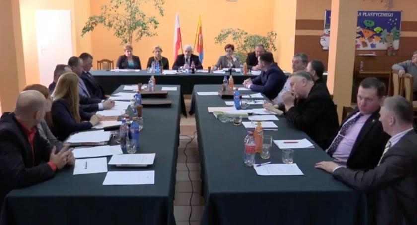 Rada Gminy Szumowo radni, Szkoła Pęchratce Polskiej zostanie przekształcona [retransmisja] - zdjęcie, fotografia