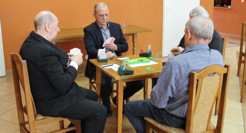 szachy brydż, Turniej Brydża Sportowego Szumowie rozstrzygnięty - zdjęcie, fotografia