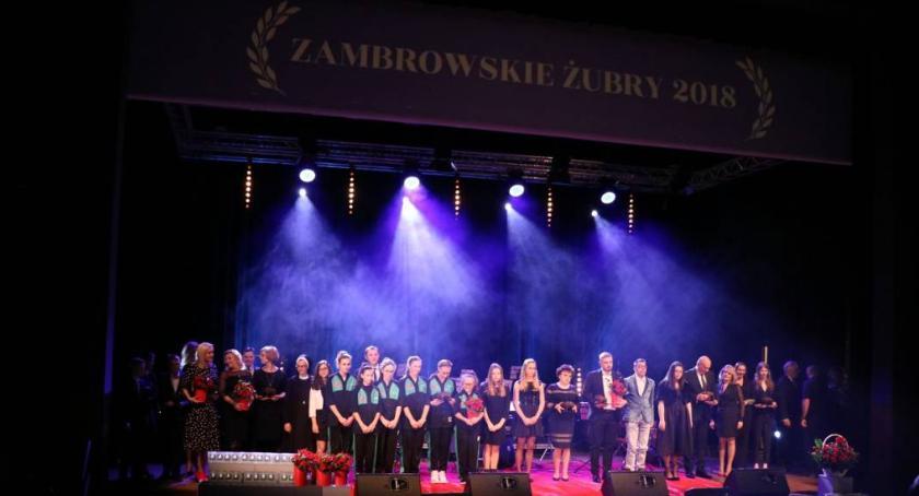 Zambrowskie Żubry, Zambrowskie Żubry Zobacz głosów zdobył - zdjęcie, fotografia