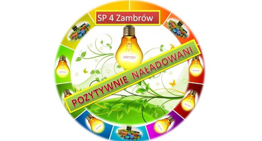 """edukacja, Zbiórka elektroodpadów zambrowskiej """"Czwórce"""" - zdjęcie, fotografia"""