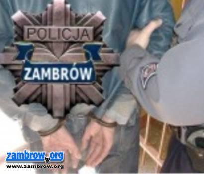 osoby poszukiwane, Zambrowianin poszukiwany listami gończymi zatrzymany terenie Niemiec - zdjęcie, fotografia