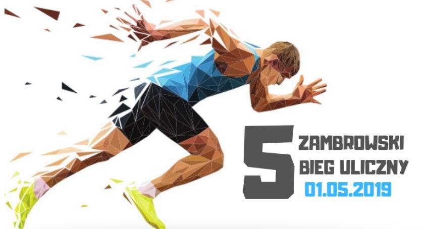 bieganie lekkoatletyka unihokej, Ruszyły zapisy Zambrowski Uliczny - zdjęcie, fotografia