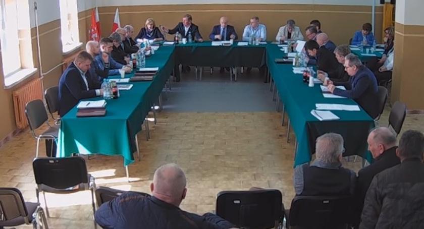 Rada Gminy Rutki radni, Jednomyślna sesja Gminy Rutki [retransmisja] - zdjęcie, fotografia