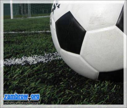 sport_, Olimpia Zambrów awansowała półfinału Okręgowego Pucharu Polski - zdjęcie, fotografia