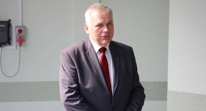 samorząd, Bogusław Dębski nowym przewodniczącym sejmiku - zdjęcie, fotografia