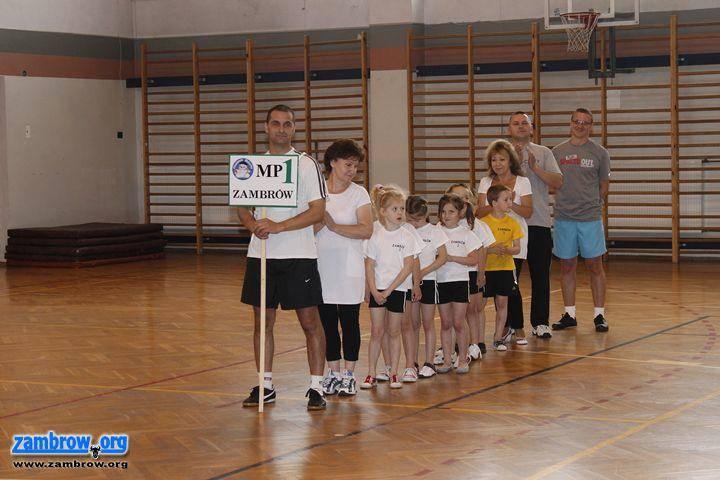 sport_, Przedszkolaki wzięły udział Olimpiadzie (fotoreportaż) - zdjęcie, fotografia