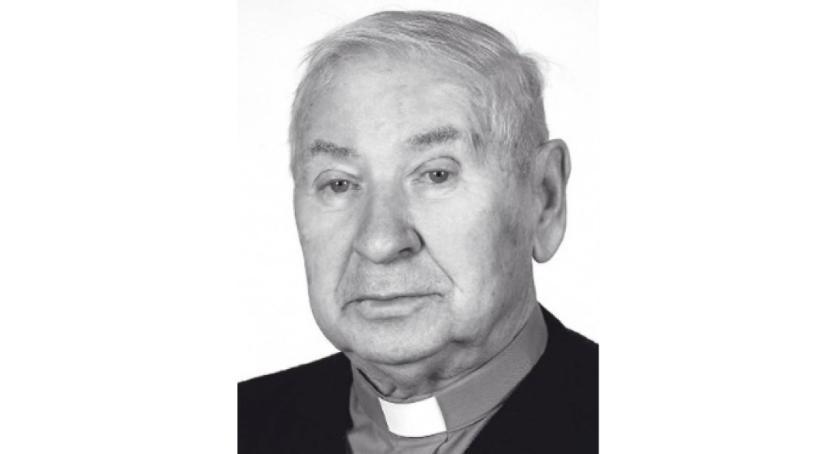 religia, Zmarł prałat Henryk Gołaszewski - zdjęcie, fotografia