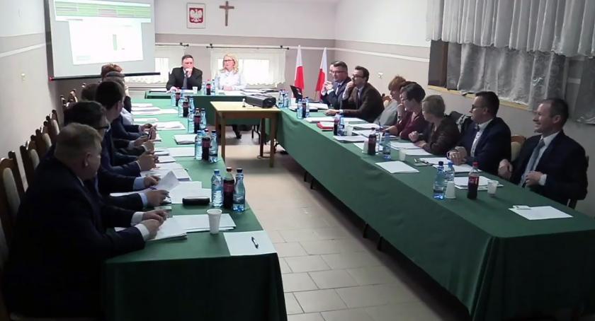 Rada Gminy Kołaki radni, sesja Gminy Kołaki Kościelne [retransmisja] - zdjęcie, fotografia