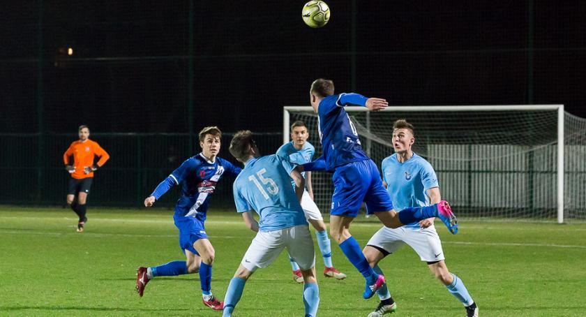 piłka nożna futsal, Dobry Olimpii wyjeździe [retransmisja] - zdjęcie, fotografia