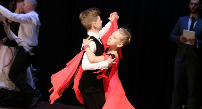 taniec aerobik, Otwarte Mistrzostwa Tańcu Towarzyskim [foto] - zdjęcie, fotografia