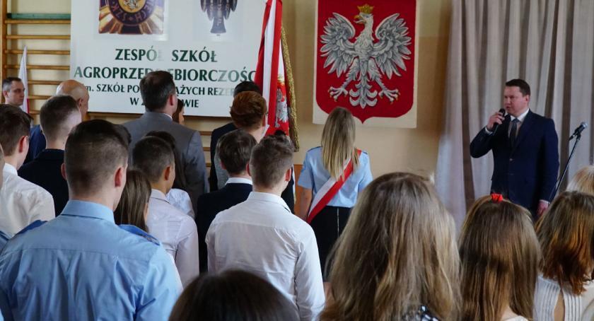 edukacja, Święto Patronów [foto] - zdjęcie, fotografia