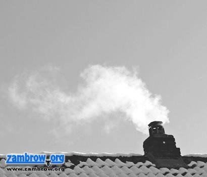 inwestycje, Miasto zmniejszyć emisję pyłów gazów - zdjęcie, fotografia
