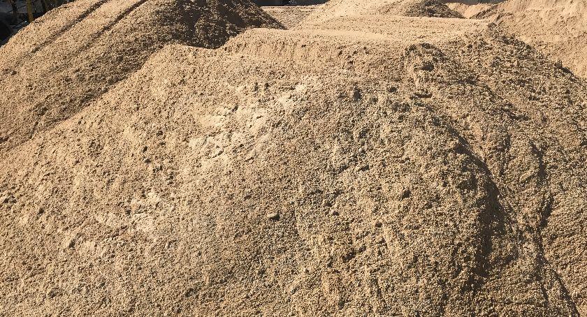 artykuł sponsorowany, czego zacząć budowę Skąd wziąć piasek wykopami gdzie wywieźć - zdjęcie, fotografia