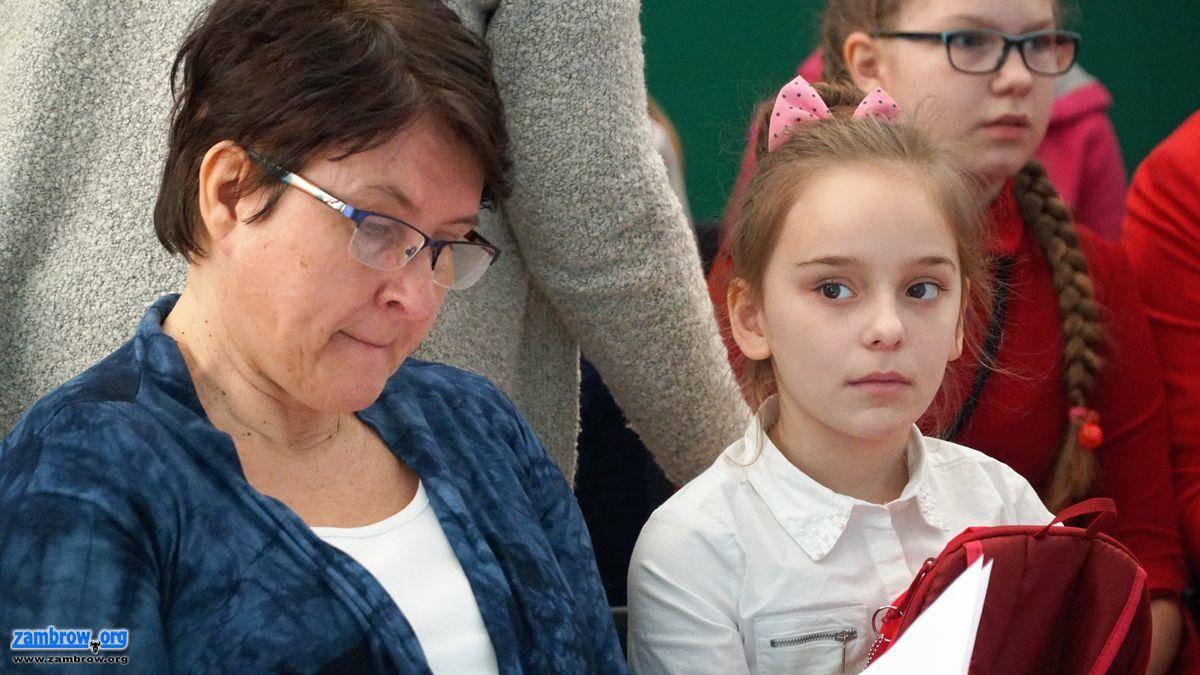 edukacja, Kolędy pastorałki zabrzmiały Długoborzu [foto] - zdjęcie, fotografia