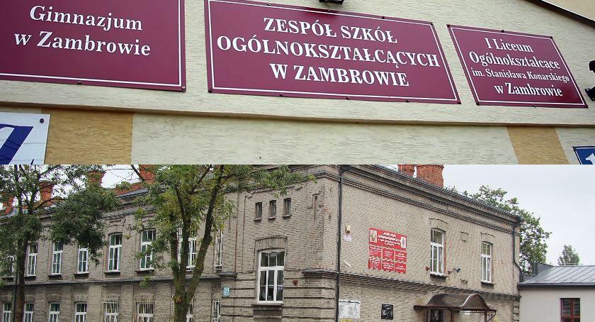 edukacja, Kolejna szkoła zawiesiła protest związku maturami - zdjęcie, fotografia