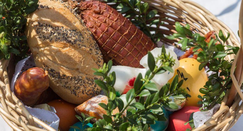 religia, Harmonogram święcenia pokarmów zambrowskich parafiach - zdjęcie, fotografia