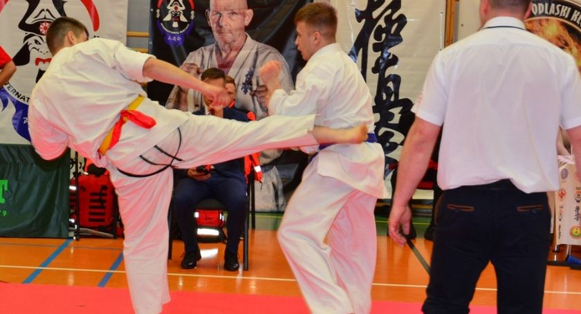 karate i sztuki walki, Międzynarodowy Puchar Polski International Polish - zdjęcie, fotografia