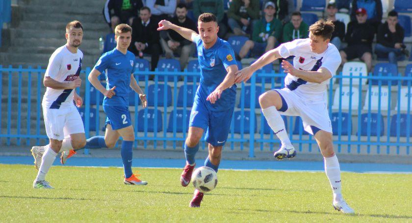 piłka nożna futsal, Kolejne bramki Zalewskiego Olimpia zagrała Ursusem [foto] - zdjęcie, fotografia