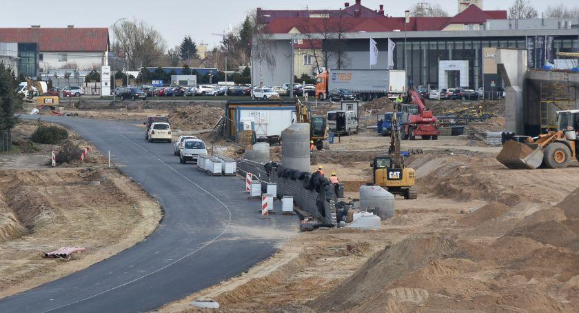 komunikat, Uwaga kierowcy! Utrudnienia wjeździe Białegostoku [foto] - zdjęcie, fotografia