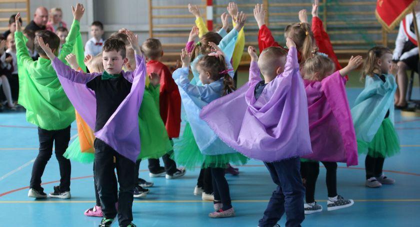 edukacja, Święto Patrona Osowcu [foto] - zdjęcie, fotografia