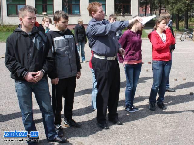 policja, Eliminacje powiatowe Turnieju Bezpieczeństwie Ruchu Drogowym - zdjęcie, fotografia