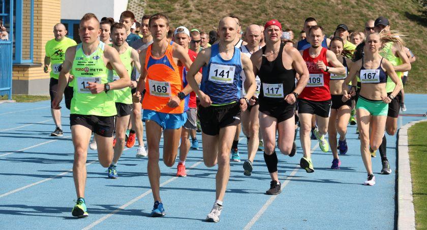 bieganie lekkoatletyka unihokej, Zambrowski Uliczny [foto] - zdjęcie, fotografia