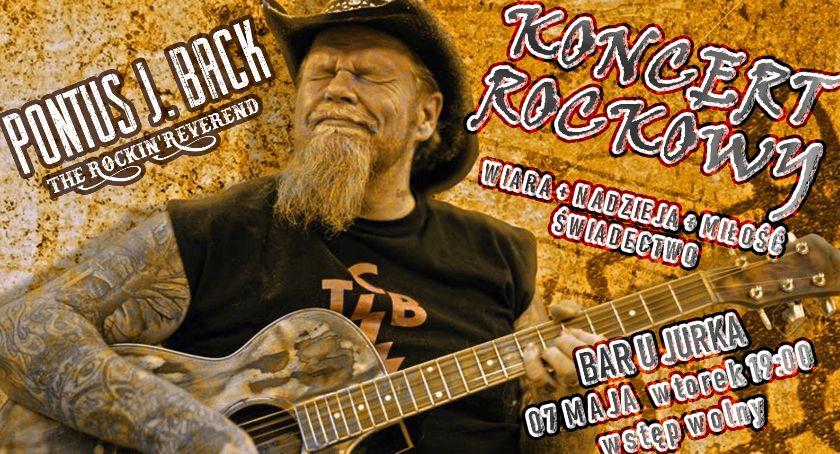 muzyka koncerty, Pontus zagra wtorek Zambrowie! - zdjęcie, fotografia