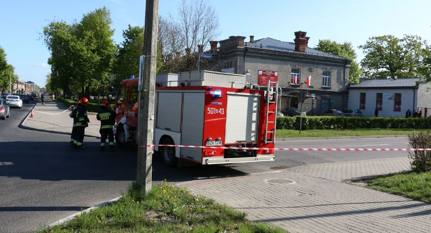 edukacja, Alarmy bombowe zambrowskich szkołach [foto] AKTUALIZACJA - zdjęcie, fotografia