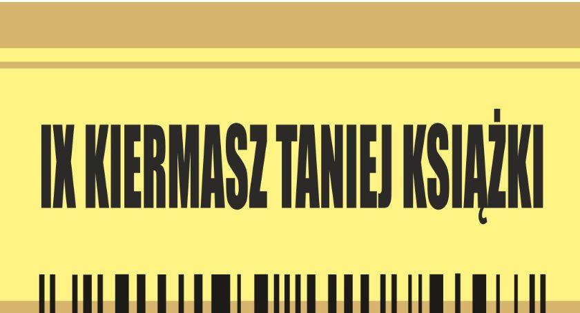 książki publikacje, Zapraszamy Kiermasz Taniej Książki - zdjęcie, fotografia