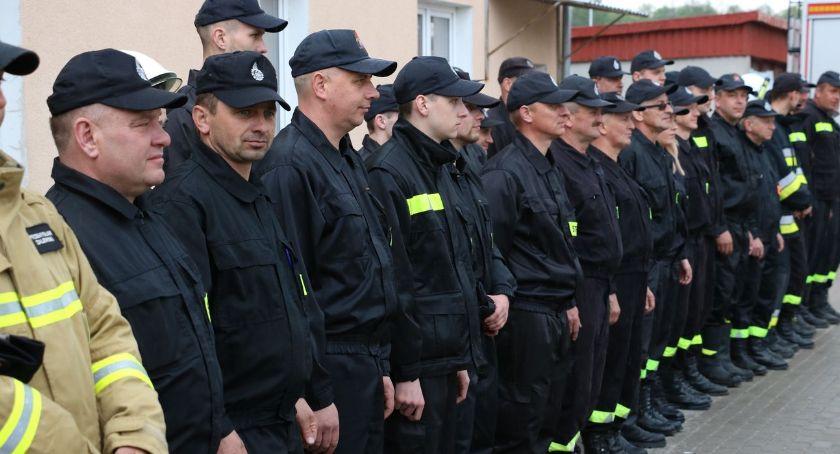 pożary i straż, Święto Strażaków Gminie Zambrów [foto] - zdjęcie, fotografia