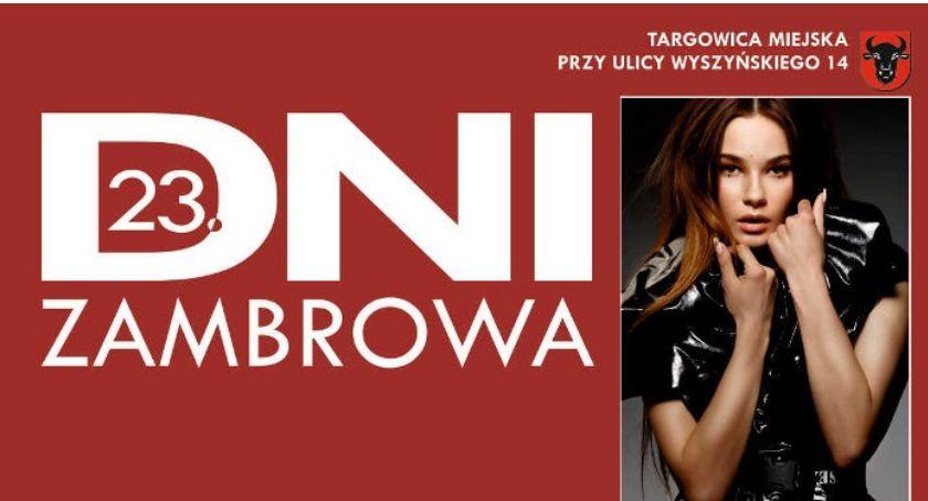 Dni Zambrowa, Natalia Szroeder wystąpi tegorocznych Dniach Zambrowa - zdjęcie, fotografia