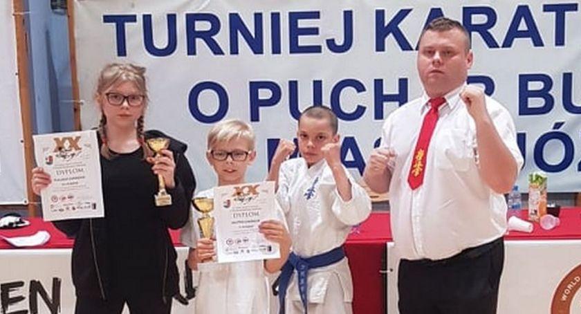 karate i sztuki walki, Medalowe sukcesy zawodników Mazowiecko Podlaskiego Klubu Karate - zdjęcie, fotografia