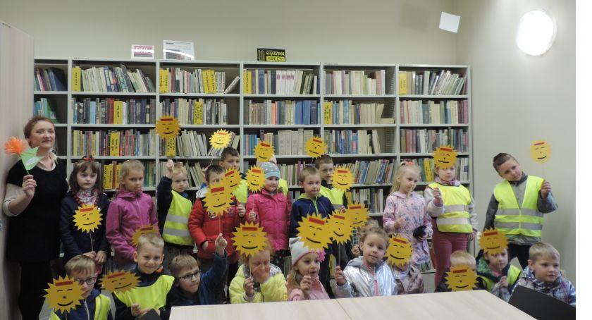 wydarzenia, Filia Zambrowie podsumowuje Ogólnopolski Tydzień Bibliotek - zdjęcie, fotografia